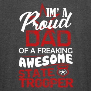 State Trooper Dad Shirt - Vintage Sport T-Shirt