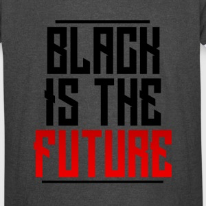 Black Is The Future - Vintage Sport T-Shirt