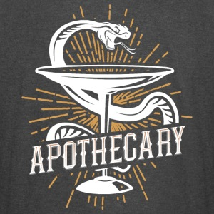 Apothecary Pharmacist and Chemist Design - Vintage Sport T-Shirt