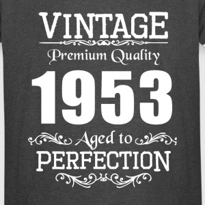 Vintage Premium Quality 1953 Aged To Perfection - Vintage Sport T-Shirt