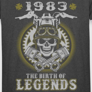1983 The Birth Of Legends - Vintage Sport T-Shirt
