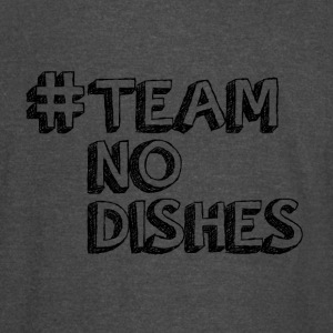 TeamNoDishes Black - Vintage Sport T-Shirt