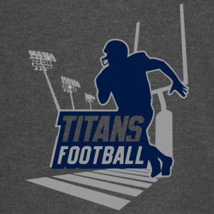 TITANS FOOTBALL - Vintage Sport T-Shirt