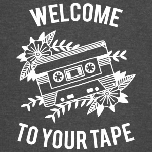 Welcome to your tape - Vintage Sport T-Shirt