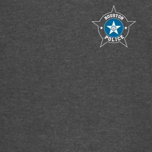 Houston Police T Shirt - Houston Flag - Vintage Sport T-Shirt