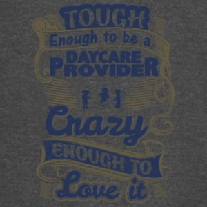 Tough Enough To Be A Daycare Provider T Shirt - Vintage Sport T-Shirt