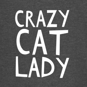 Crazy Cat Lady - I love cats! - Vintage Sport T-Shirt