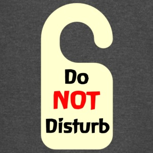 Do Not Disturb Tag - Vintage Sport T-Shirt