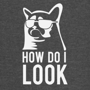 How do I look Cat - Vintage Sport T-Shirt