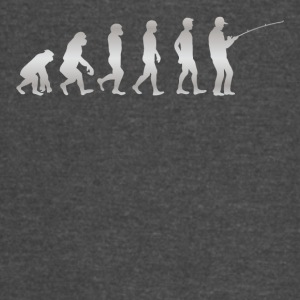 It s Just Evolution Fishing - Vintage Sport T-Shirt