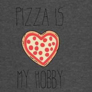 Pizza is my hobby - Vintage Sport T-Shirt