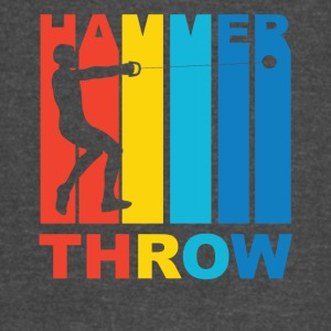 Vintage Hammer Throw Graphic - Vintage Sport T-Shirt