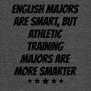Athletic Training Majors Are More Smarter - Vintage Sport T-Shirt