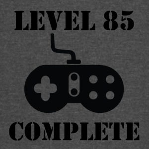 Level 85 Complete 85th Birthday - Vintage Sport T-Shirt