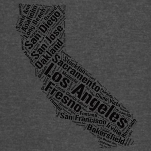 California State Pride - Vintage Sport T-Shirt
