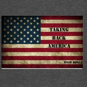 taking back America - Vintage Sport T-Shirt
