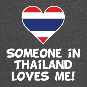 Someone In Thailand Loves Me - Vintage Sport T-Shirt