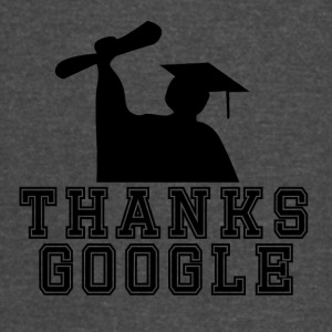 thanks google - Vintage Sport T-Shirt