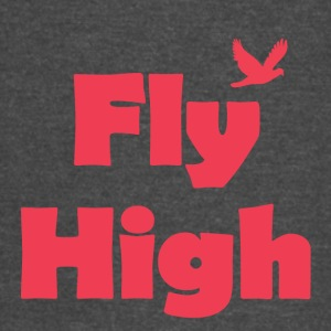 Fly High - Vintage Sport T-Shirt