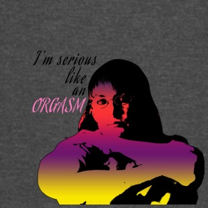 Serious like an orgasm #2 - Vintage Sport T-Shirt