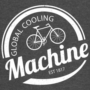 Global Cooling Machine - Vintage Sport T-Shirt