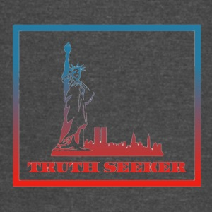 Truth seeker - Vintage Sport T-Shirt
