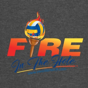 Fire In The Hole - Vintage Sport T-Shirt