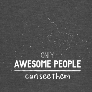 Only awesome people can see them - Vintage Sport T-Shirt