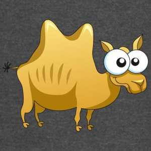 camel animal wildlife vector illustration cartoon - Vintage Sport T-Shirt