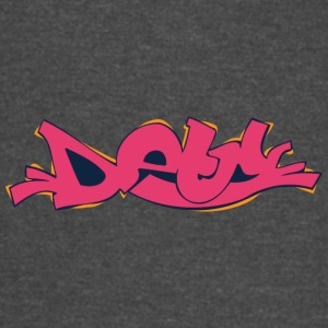 dew_graffiti_red - Vintage Sport T-Shirt