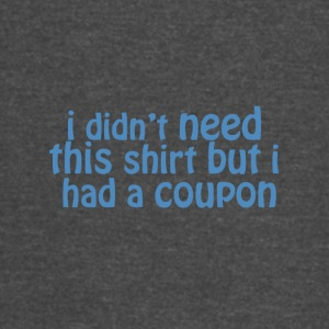 I Love Coupons - Vintage Sport T-Shirt