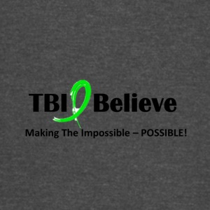TBI Awareness - Vintage Sport T-Shirt