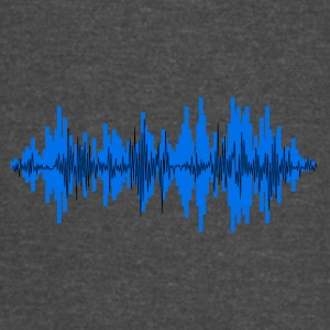 sound wave - Vintage Sport T-Shirt