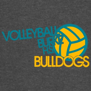 VOLLEYBALL BURKE H - Vintage Sport T-Shirt