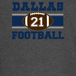 Dallas Football #21 - Vintage Sport T-Shirt