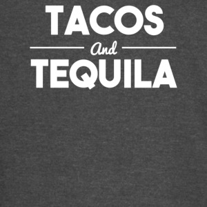 Tacos and tequila - Vintage Sport T-Shirt