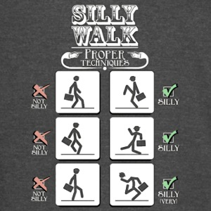 Silly Walking - Vintage Sport T-Shirt
