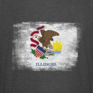 Have No Fear Illinois Is Here - Vintage Sport T-Shirt