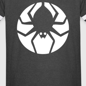 Black Widow Spider - Vintage Sport T-Shirt
