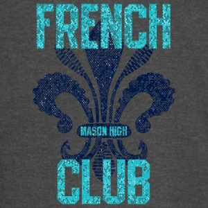 French Club Mason High - Vintage Sport T-Shirt