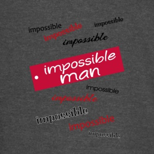 impossible man - Vintage Sport T-Shirt