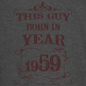 this guy born in year 1959 - Vintage Sport T-Shirt