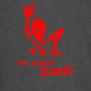 The undead zombi - Vintage Sport T-Shirt