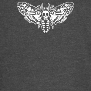 Deaths Head Moth - Vintage Sport T-Shirt