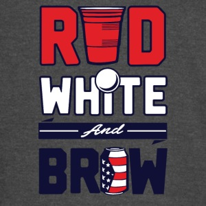 red white and brew - Vintage Sport T-Shirt