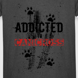 Addicted to CANICROSS - Vintage Sport T-Shirt