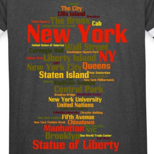 New York City (NY, NYC) - Vintage Sport T-Shirt