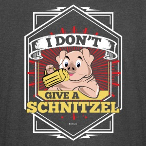I Don't Give A Schnitzel German Beer Oktoberfest - Vintage Sport T-Shirt