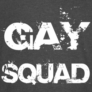 Gay Squad Team - Vintage Sport T-Shirt