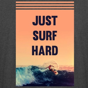 Just Surf Hard shirt - Vintage Sport T-Shirt